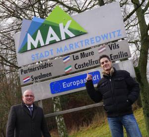Marktredwitz: In 2016 200 jaar onderdeel van de Duitse deelstaat Beieren